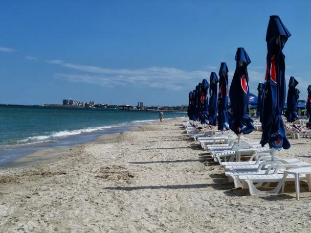 19. plaja Mamaia