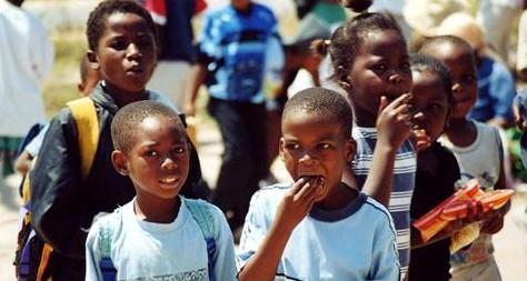 Black-School-Children
